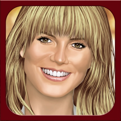 Heidi True Make Up - KaiserGames™ play free dressing styling fashion girl games with love beauty german model star