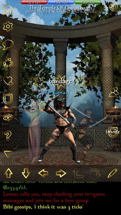 Bedlam screenshot-4