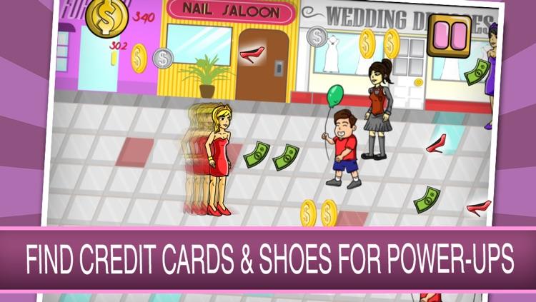 Hasty Fashion Campus Shopping Girl - Fun Celebrity Star in Modernism Boutique Rush screenshot-4