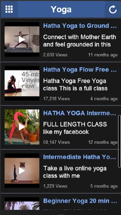 Yoga Exercises - Learn Yoga Through Yoga Videos Tutorials