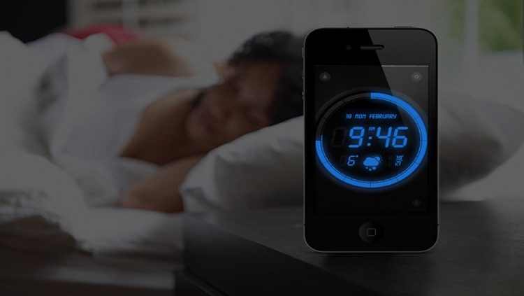 Wave Alarm - Motion Control Alarm Clock