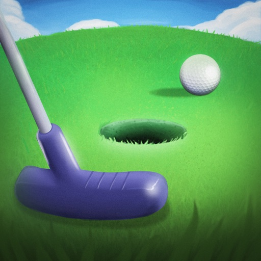 3D Mini Golf Challenge HD icon