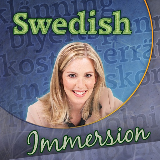 Swedish Immersion - Learn to Speak & Talk Fast! Easy to Play Games, Quick Phrases & Essential Words icon