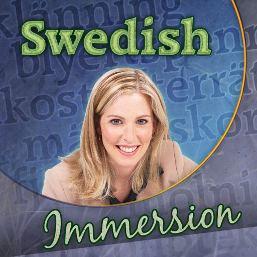 Swedish Immersion - Learn to Speak & Talk Fast! Easy to Play Games, Quick Phrases & Essential Words