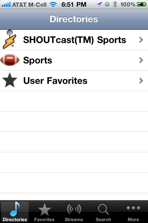 Sports Radio screenshot-0