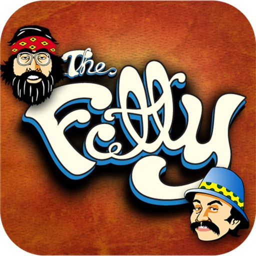 Cheech & Chong's Fatty Comedy App - a Mobile Dispensary of Fun