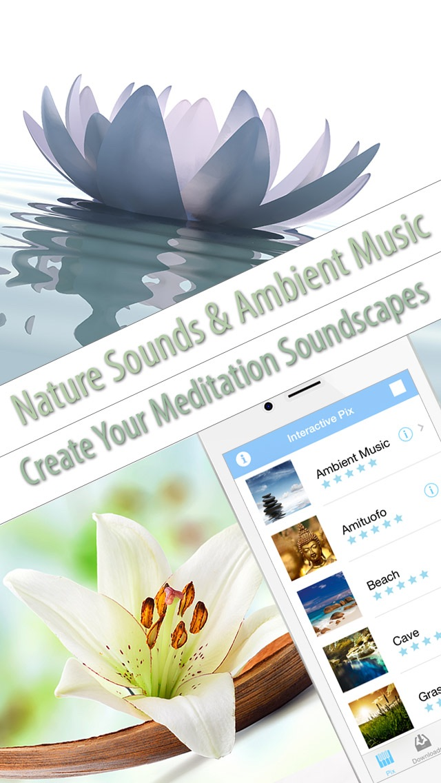 Meditation Sounds and Ambient Music to Meditateのおすすめ画像1