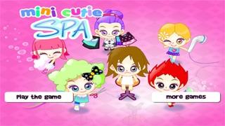 Mini Cutie Spa screenshot one