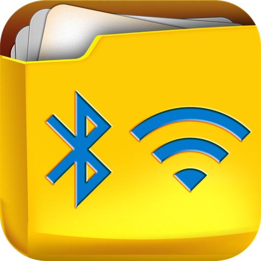 Bluetooth & Wifi File Share Mania : Free sharing for your iPhone & iPad