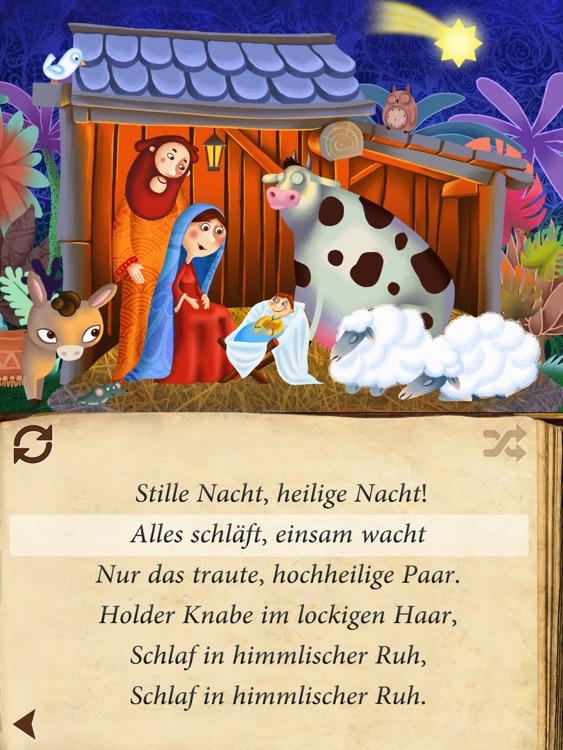 Uber Christmas Carols (German) HD | sing along and enjoy ~ Free screenshot-4