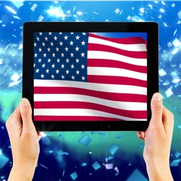 My Flag App US - The US animated flag