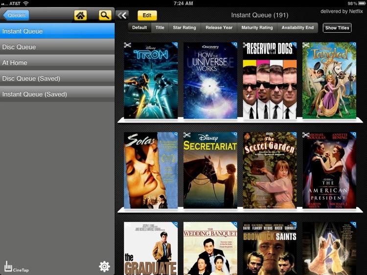 CineTap for Netflix screenshot-4