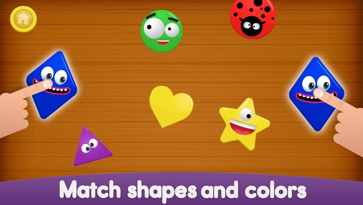Shiny Party - Shapes & Colors screenshot-3