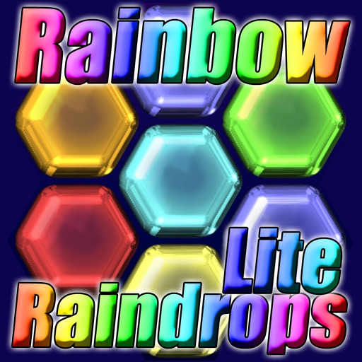 Rainbow Raindrops Lite