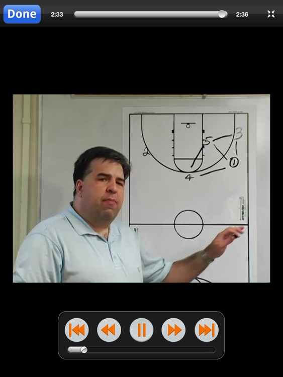 High-Low Triangle Offense: Attacking Man & Zone Defense - With Coach Lason Perkins - Full Court Basketball Training Instruction - XL screenshot-3