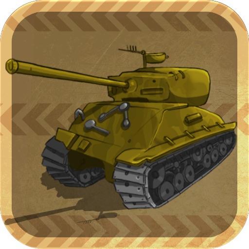 iWar Race - Tank Edition icon