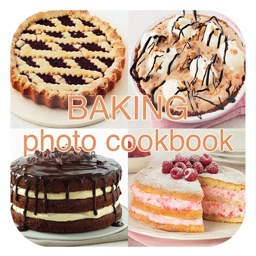 Baking - Photo Cookbook for iPad