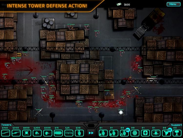 SAS: Zombie Assault TD HD
