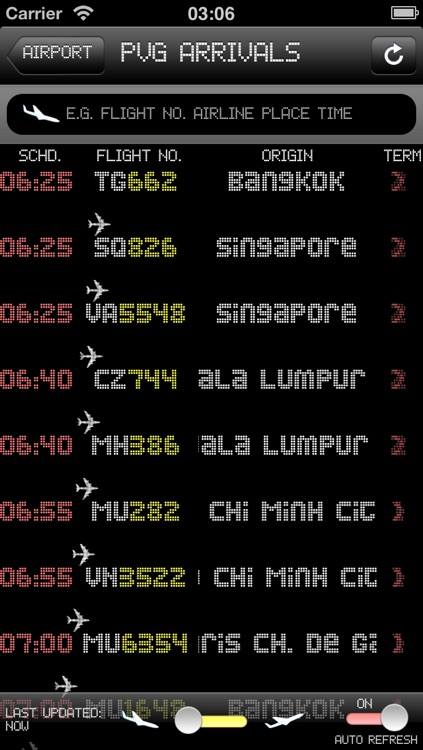 Beijing Capital International Airport - iPlane2 Flight Information screenshot-0