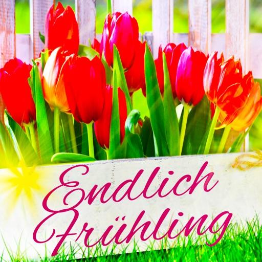 Frühlings-Gedichte - Gedichte, die Lust auf Frühling und Garten machen icon