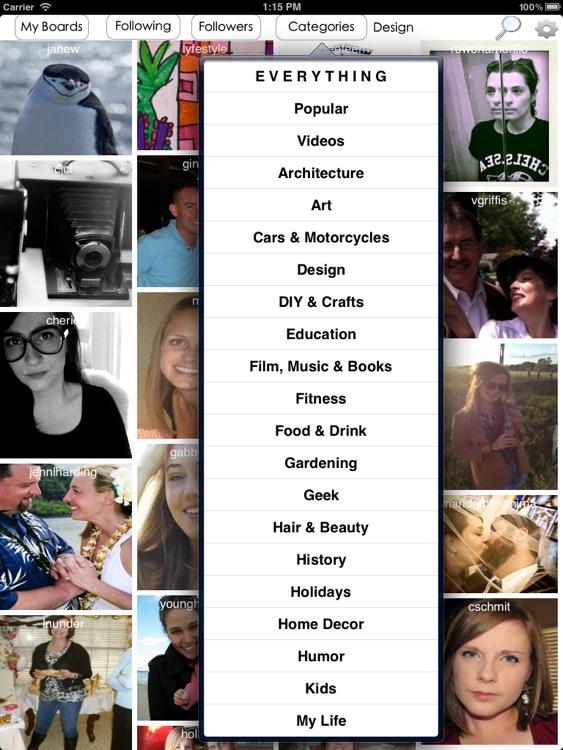 Flow for Pinterest screenshot-3