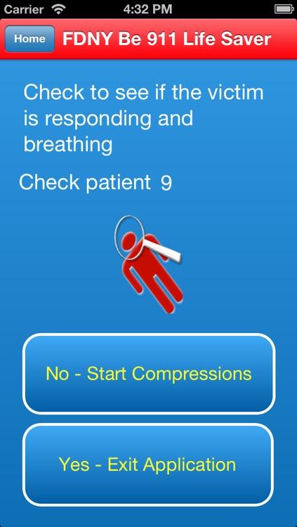 "FDNY ""Be 911"" Life Saver screenshot-3"