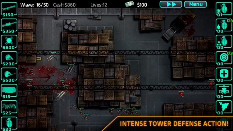 SAS: Zombie Assault TD screenshot-1