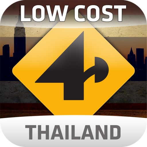 Nav4D Thailand @ LOW COST icon