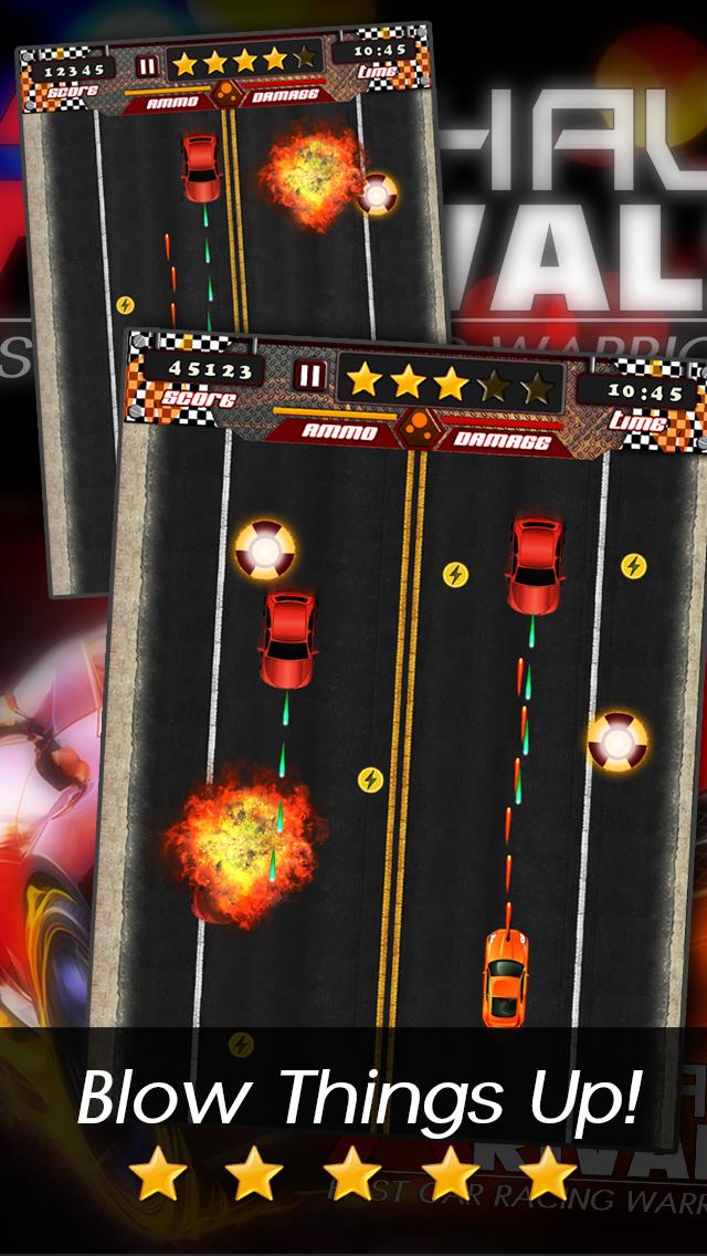 Action Rivals Of Fast Car Racing Warriors - Fun Nitro Drag