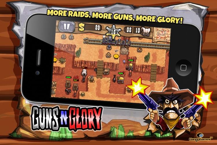 Guns'n'Glory FREE screenshot-4