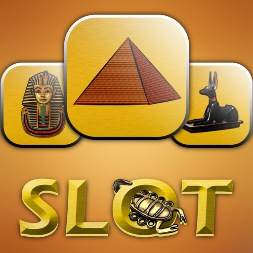 Ancient Pyramid Casino Slots Machine - Play Las Vegas gambling slots and win double jackpot chips lottery