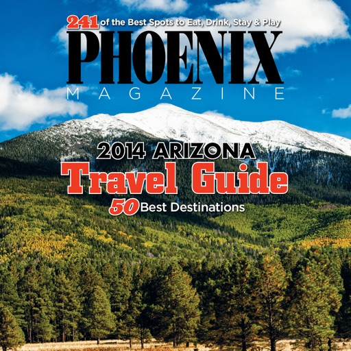 Phoenix Magazine 2014 Arizona Travel Guide