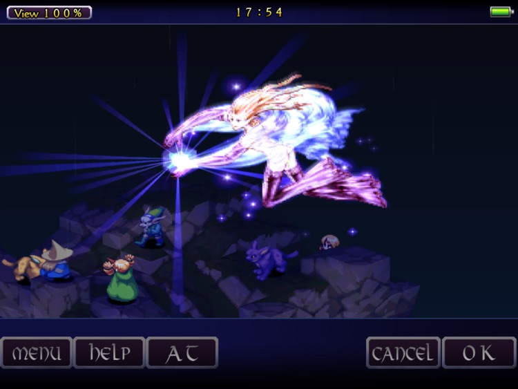 FINAL FANTASY TACTICS: THE WAR OF THE LIONS for iPad screenshot-4