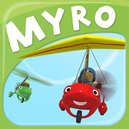 Myro Arrives in Australia - Animated storybook 1