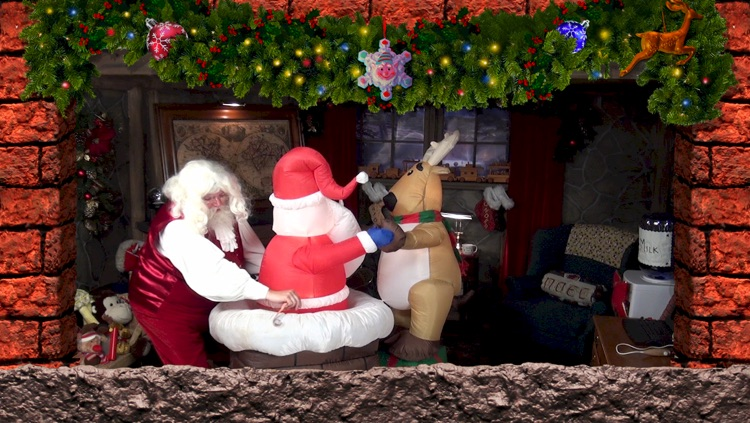 Santa Webcam screenshot-4