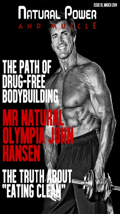 Natural Power and Muscle Magazine