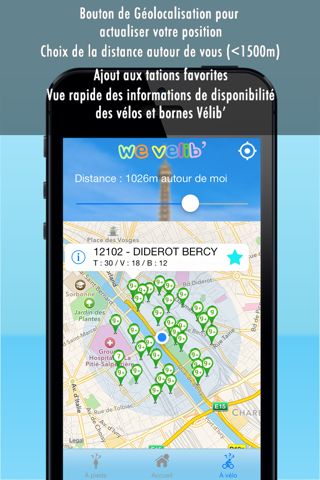 Un Vélo à Paris screenshot 2