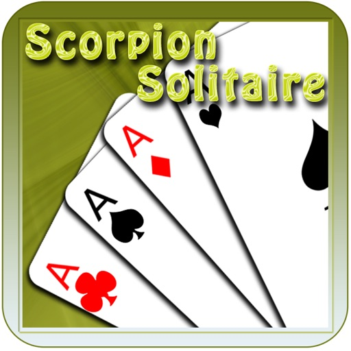 Scorpion Solitaire Flawless for iPad
