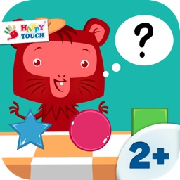 A puzzle for kids and toddlers (by Happy-Touch Apps) FREE
