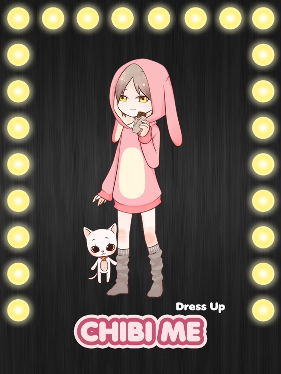 Chibi Me Dress Up screenshot-0