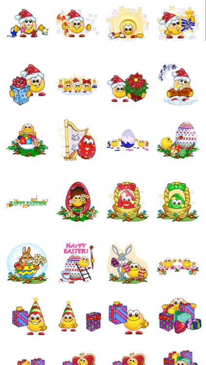 Stickers Mania - Animated Stickers for chat apps