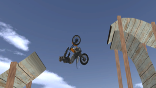 Screenshot from Trial Xtreme 2 Winter Edition