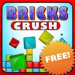 Bricks Crush - Free Puzzle And Brain Game