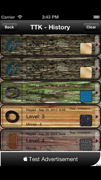Free Tic Tac Knoe screenshot-3
