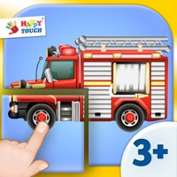 Codes for Cars Puzzle - Kids Apps (by Happy Touch Kids Games®) Hack