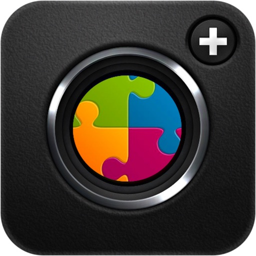 Camera: Jigsaw Puzzle icon