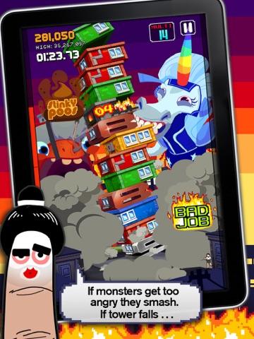 Скачать игру Monsters Ate My Condo