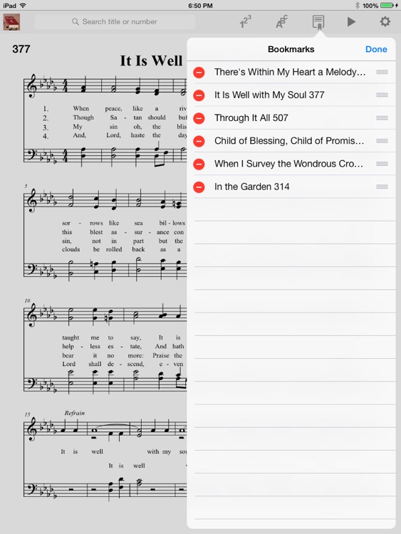 Hymnal Methodist screenshot-3