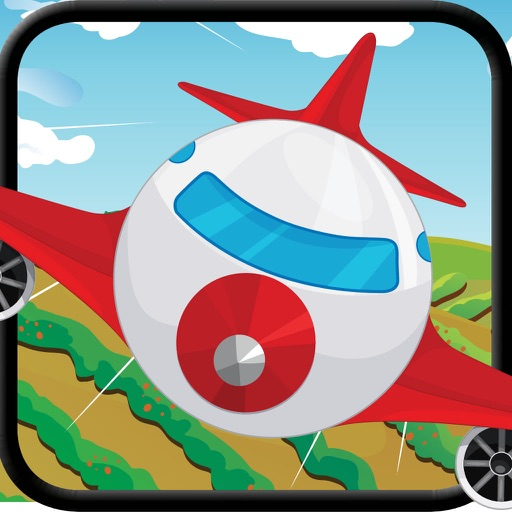 Plane Down - Air racing flight simulator PRO