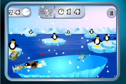 Penguin Slide Free screenshot-3